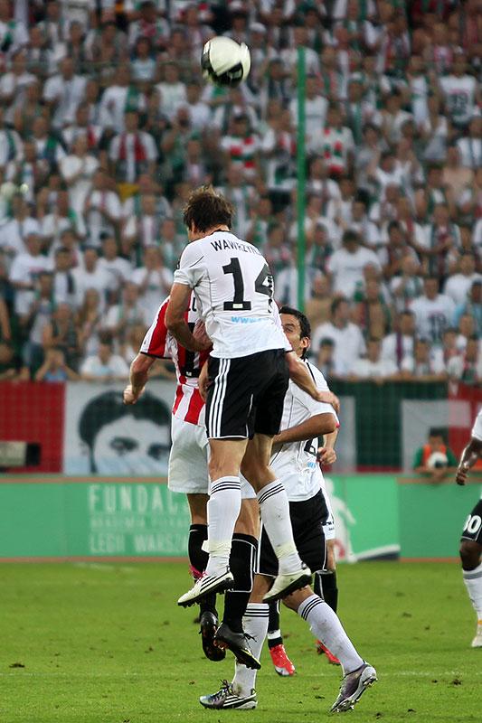 Legia Warszawa 2-1 Cracovia Kraków - fot. Piotr Galas (zdjęcie 44 z 106)
