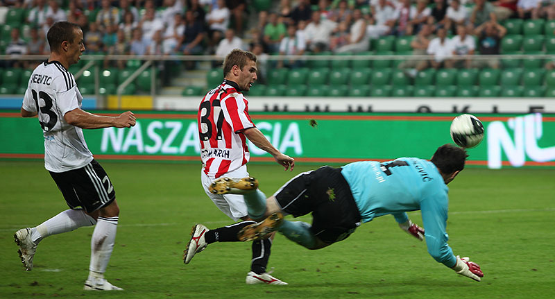 Legia Warszawa 2-1 Cracovia Kraków - fot. Piotr Galas (zdjęcie 45 z 106)