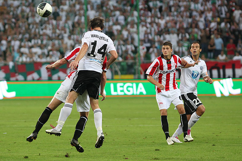 Legia Warszawa 2-1 Cracovia Kraków - fot. Piotr Galas (zdjęcie 46 z 106)