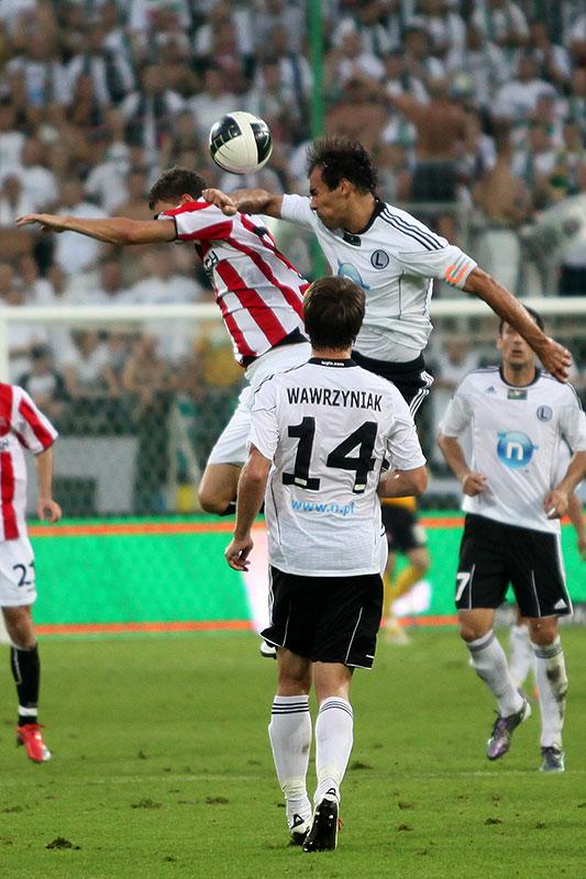 Legia Warszawa 2-1 Cracovia Kraków - fot. Piotr Galas (zdjęcie 48 z 106)