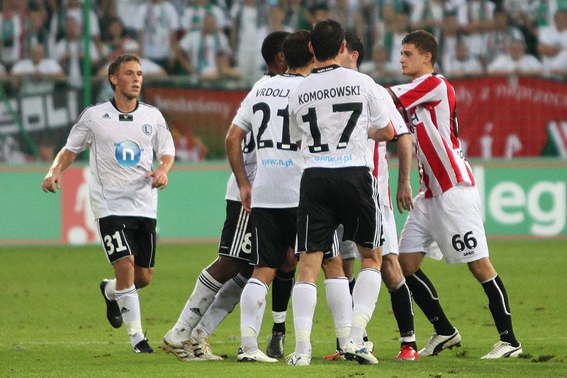 Legia Warszawa 2-1 Cracovia Kraków - fot. Piotr Galas (zdjęcie 49 z 106)