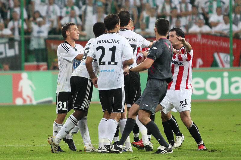 Legia Warszawa 2-1 Cracovia Kraków - fot. Piotr Galas (zdjęcie 50 z 106)