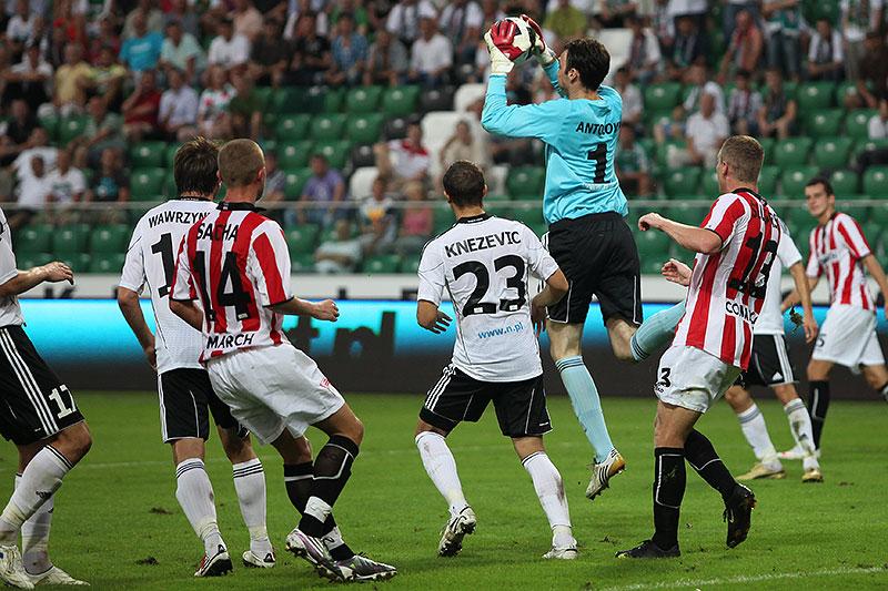 Legia Warszawa 2-1 Cracovia Kraków - fot. Piotr Galas (zdjęcie 52 z 106)