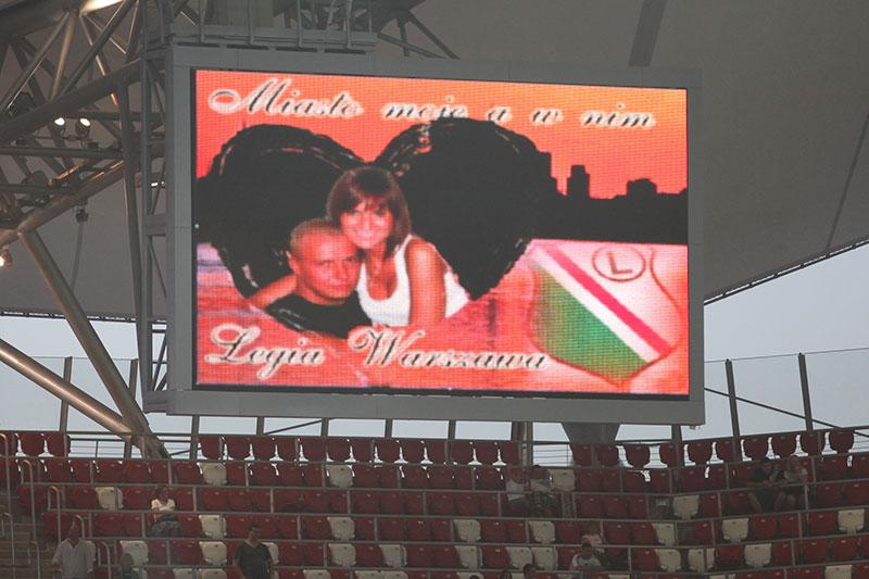 Legia Warszawa 2-1 Cracovia Kraków - fot. Piotr Galas (zdjęcie 54 z 106)