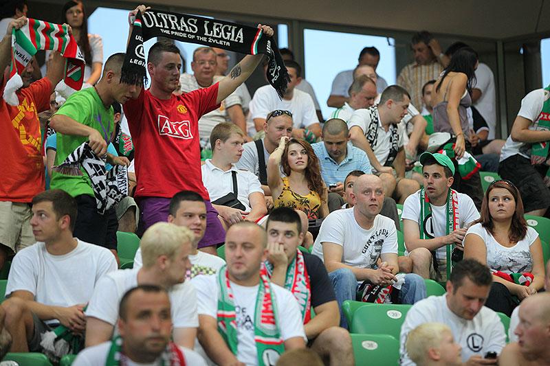 Legia Warszawa 2-1 Cracovia Kraków - fot. Piotr Galas (zdjęcie 55 z 106)