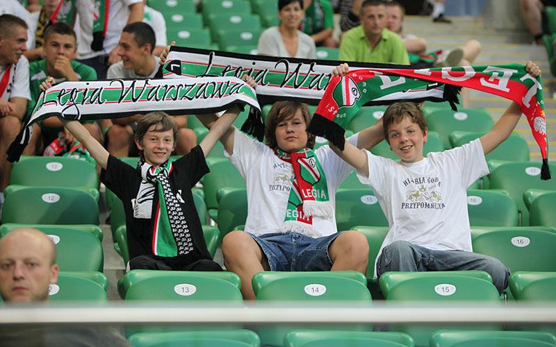 Legia Warszawa 2-1 Cracovia Kraków - fot. Piotr Galas (zdjęcie 56 z 106)