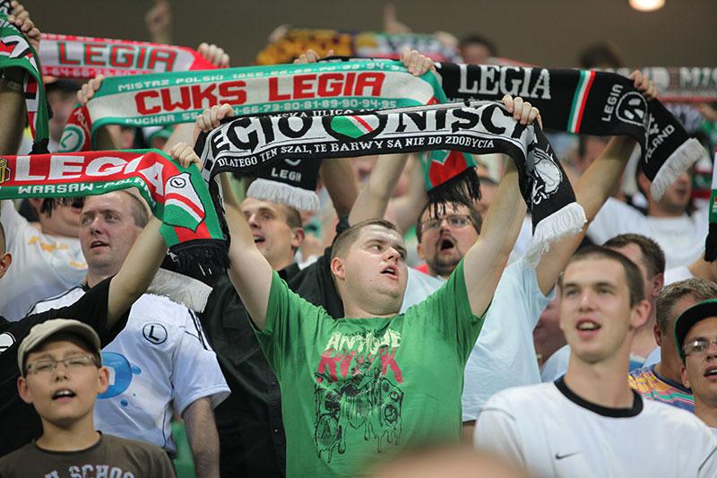 Legia Warszawa 2-1 Cracovia Kraków - fot. Piotr Galas (zdjęcie 58 z 106)