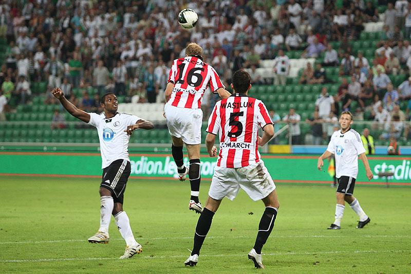 Legia Warszawa 2-1 Cracovia Kraków - fot. Piotr Galas (zdjęcie 61 z 106)