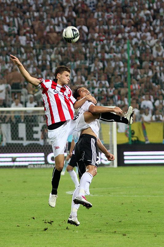Legia Warszawa 2-1 Cracovia Kraków - fot. Piotr Galas (zdjęcie 62 z 106)