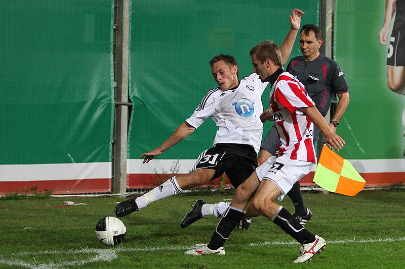 Legia Warszawa 2-1 Cracovia Kraków - fot. Piotr Galas (zdjęcie 64 z 106)