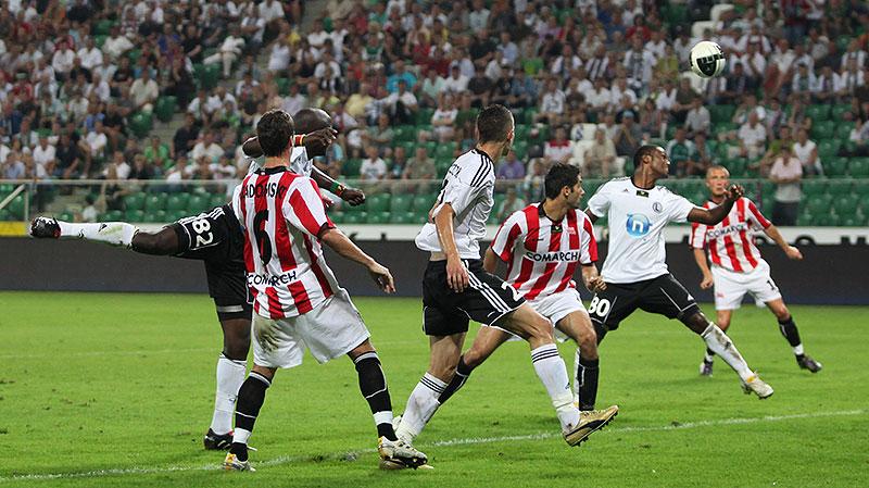 Legia Warszawa 2-1 Cracovia Kraków - fot. Piotr Galas (zdjęcie 67 z 106)