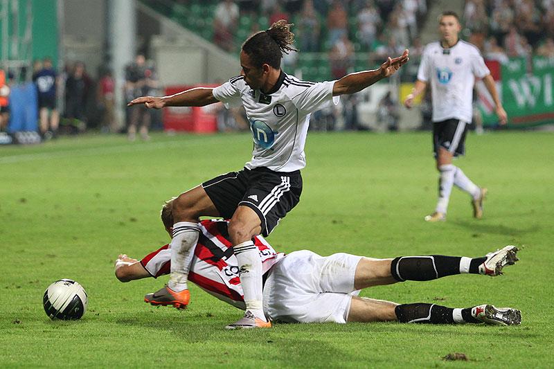 Legia Warszawa 2-1 Cracovia Kraków - fot. Piotr Galas (zdjęcie 71 z 106)