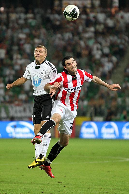 Legia Warszawa 2-1 Cracovia Kraków - fot. Piotr Galas (zdjęcie 73 z 106)