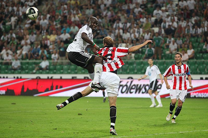 Legia Warszawa 2-1 Cracovia Kraków - fot. Piotr Galas (zdjęcie 75 z 106)