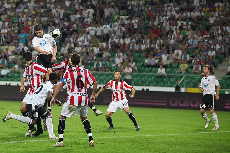 Legia Warszawa 2-1 Cracovia Kraków - fot. Piotr Galas (zdjęcie 77 z 106)