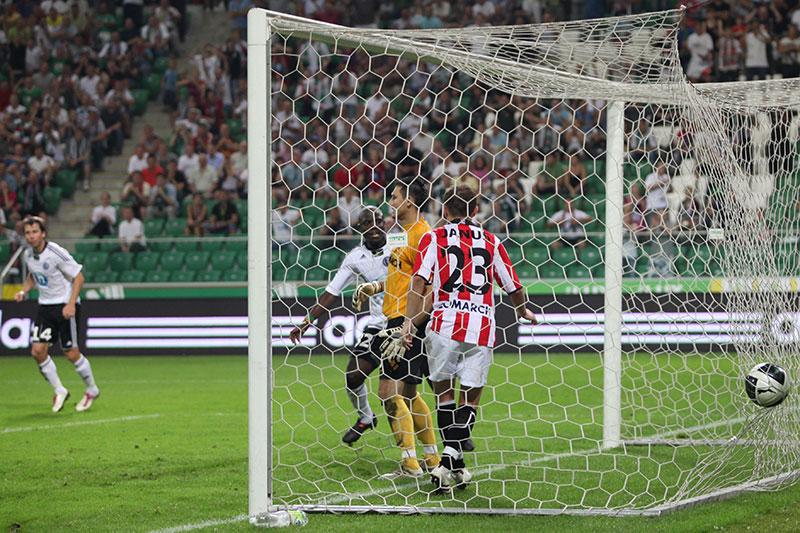 Legia Warszawa 2-1 Cracovia Kraków - fot. Piotr Galas (zdjęcie 79 z 106)