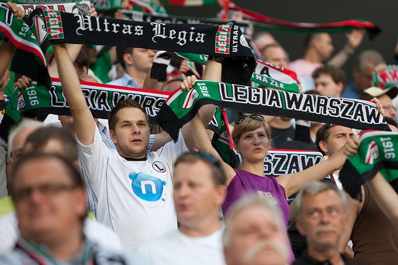 Legia Warszawa 2-1 Cracovia Kraków - fot. Piotr Galas (zdjęcie 8 z 106)
