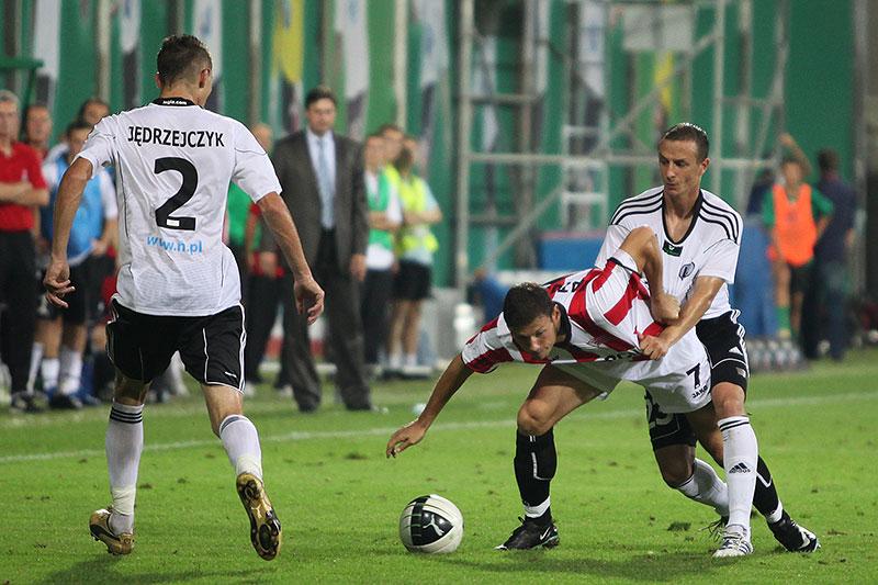 Legia Warszawa 2-1 Cracovia Kraków - fot. Piotr Galas (zdjęcie 80 z 106)