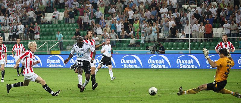 Legia Warszawa 2-1 Cracovia Kraków - fot. Piotr Galas (zdjęcie 82 z 106)