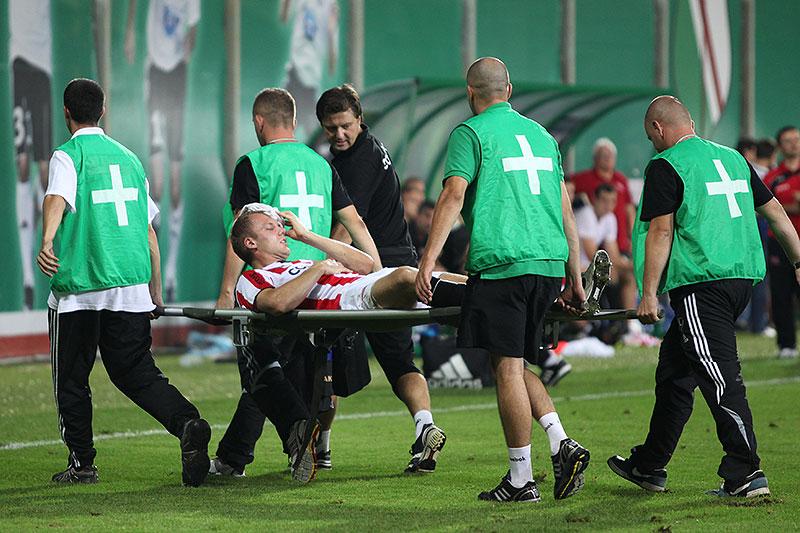 Legia Warszawa 2-1 Cracovia Kraków - fot. Piotr Galas (zdjęcie 84 z 106)