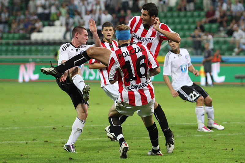 Legia Warszawa 2-1 Cracovia Kraków - fot. Piotr Galas (zdjęcie 87 z 106)