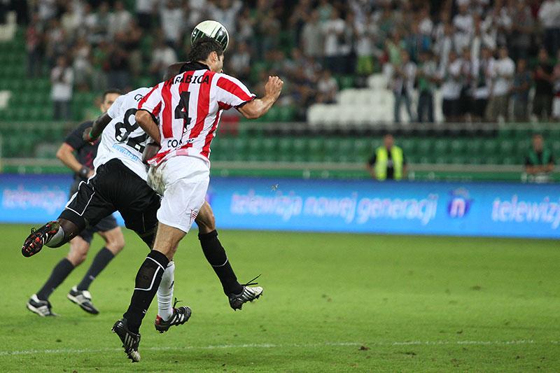Legia Warszawa 2-1 Cracovia Kraków - fot. Piotr Galas (zdjęcie 88 z 106)