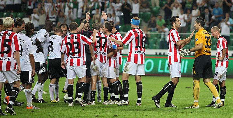 Legia Warszawa 2-1 Cracovia Kraków - fot. Piotr Galas (zdjęcie 90 z 106)