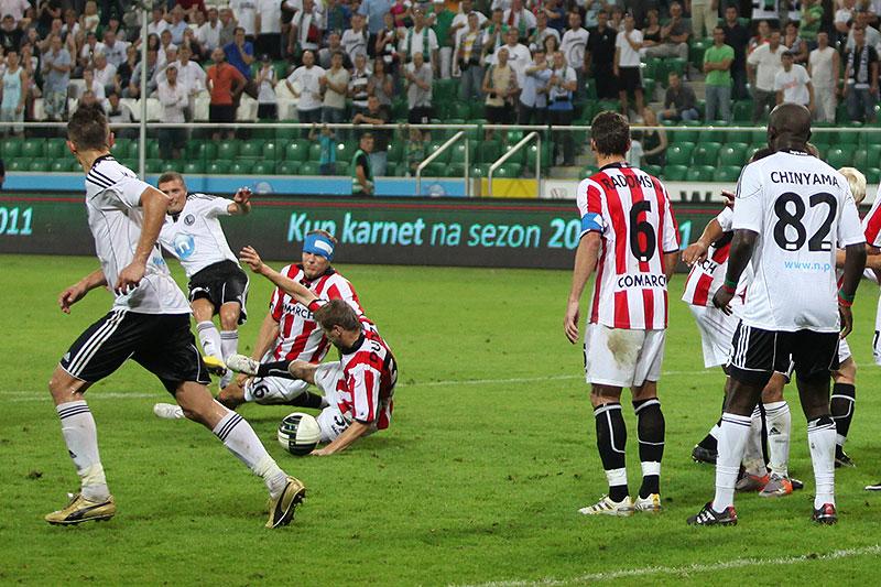 Legia Warszawa 2-1 Cracovia Kraków - fot. Piotr Galas (zdjęcie 91 z 106)
