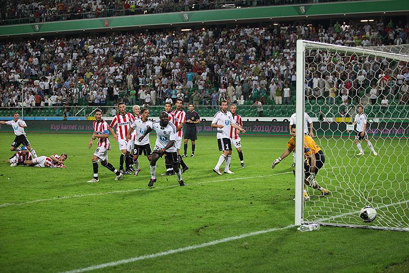 Legia Warszawa 2-1 Cracovia Kraków - fot. Piotr Galas (zdjęcie 92 z 106)