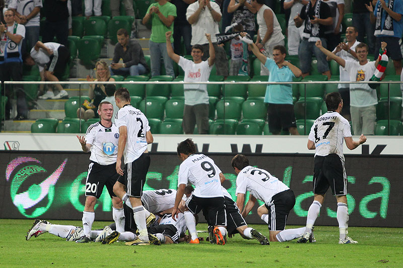 Legia Warszawa 2-1 Cracovia Kraków - fot. Piotr Galas (zdjęcie 95 z 106)