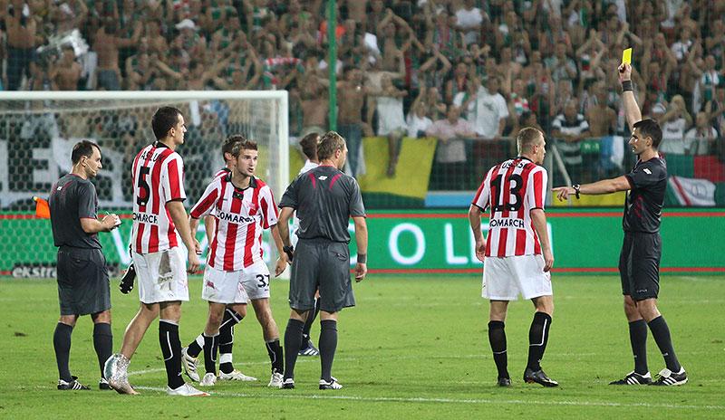 Legia Warszawa 2-1 Cracovia Kraków - fot. Piotr Galas (zdjęcie 97 z 106)