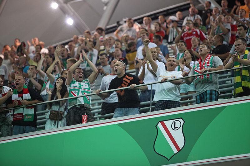 Legia Warszawa 2-1 Cracovia Kraków - fot. Piotr Galas (zdjęcie 98 z 106)