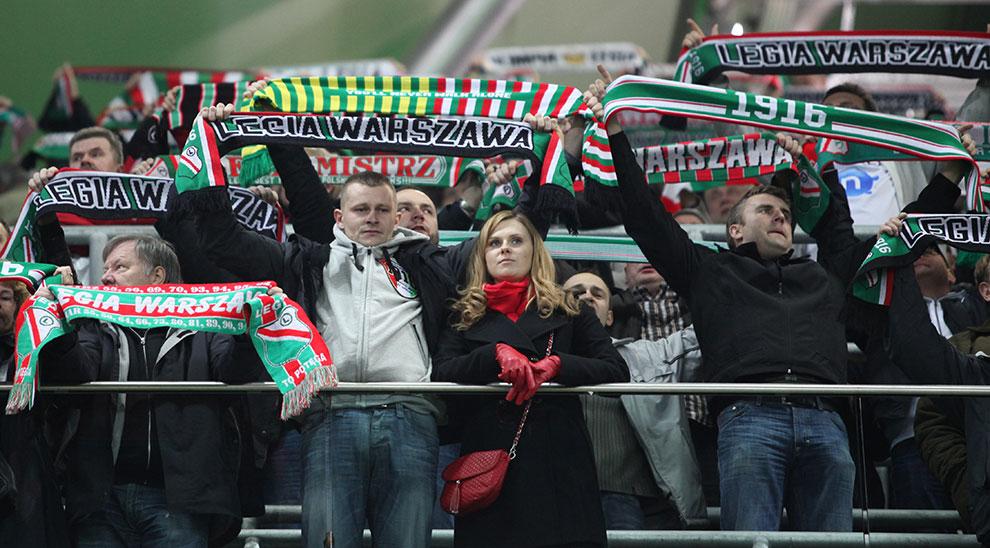 Legia Warszawa 2-1 Górnik Zabrze - fot. Piotr Galas (zdjęcie 10 z 66)