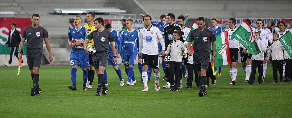 Legia Warszawa 2-1 Górnik Zabrze - fot. Piotr Galas (zdjęcie 14 z 66)