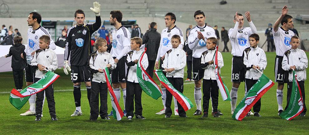 Legia Warszawa 2-1 Górnik Zabrze - fot. Piotr Galas (zdjęcie 15 z 66)
