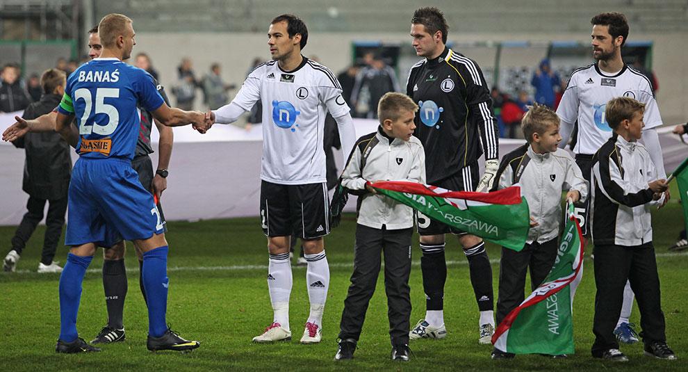 Legia Warszawa 2-1 Górnik Zabrze - fot. Piotr Galas (zdjęcie 16 z 66)