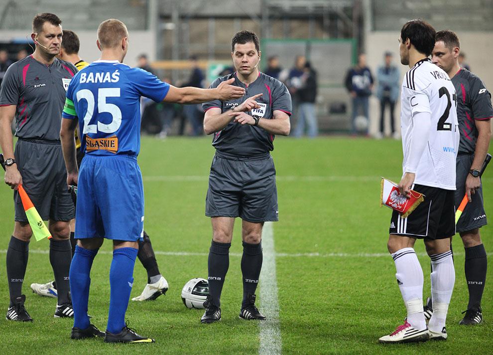 Legia Warszawa 2-1 Górnik Zabrze - fot. Piotr Galas (zdjęcie 18 z 66)