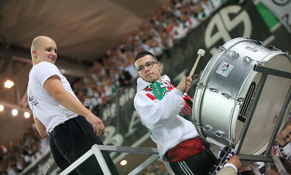 Legia Warszawa 2-1 Górnik Zabrze - fot. Piotr Galas (zdjęcie 2 z 66)