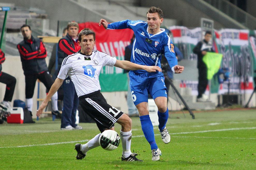 Legia Warszawa 2-1 Górnik Zabrze - fot. Piotr Galas (zdjęcie 23 z 66)