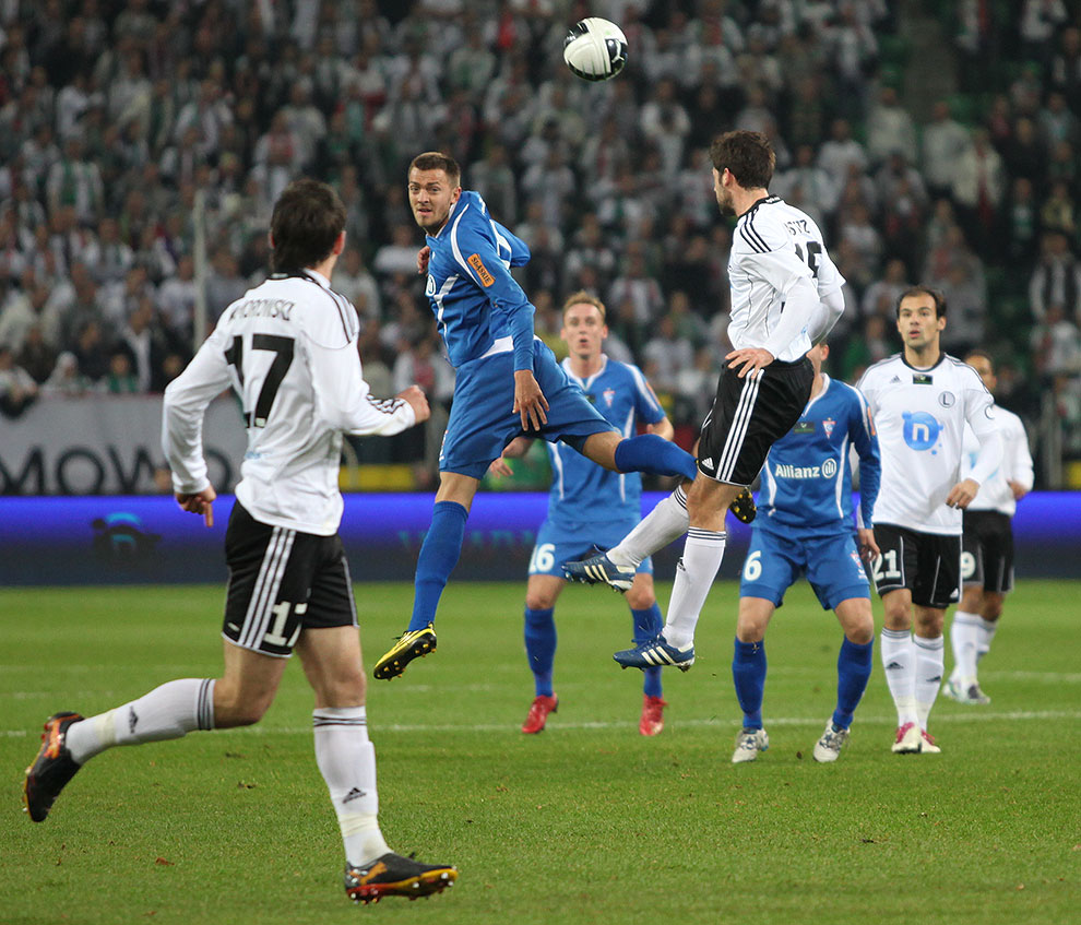 Legia Warszawa 2-1 Górnik Zabrze - fot. Piotr Galas (zdjęcie 24 z 66)