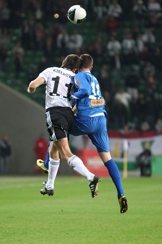 Legia Warszawa 2-1 Górnik Zabrze - fot. Piotr Galas (zdjęcie 25 z 66)