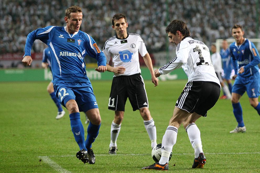 Legia Warszawa 2-1 Górnik Zabrze - fot. Piotr Galas (zdjęcie 26 z 66)