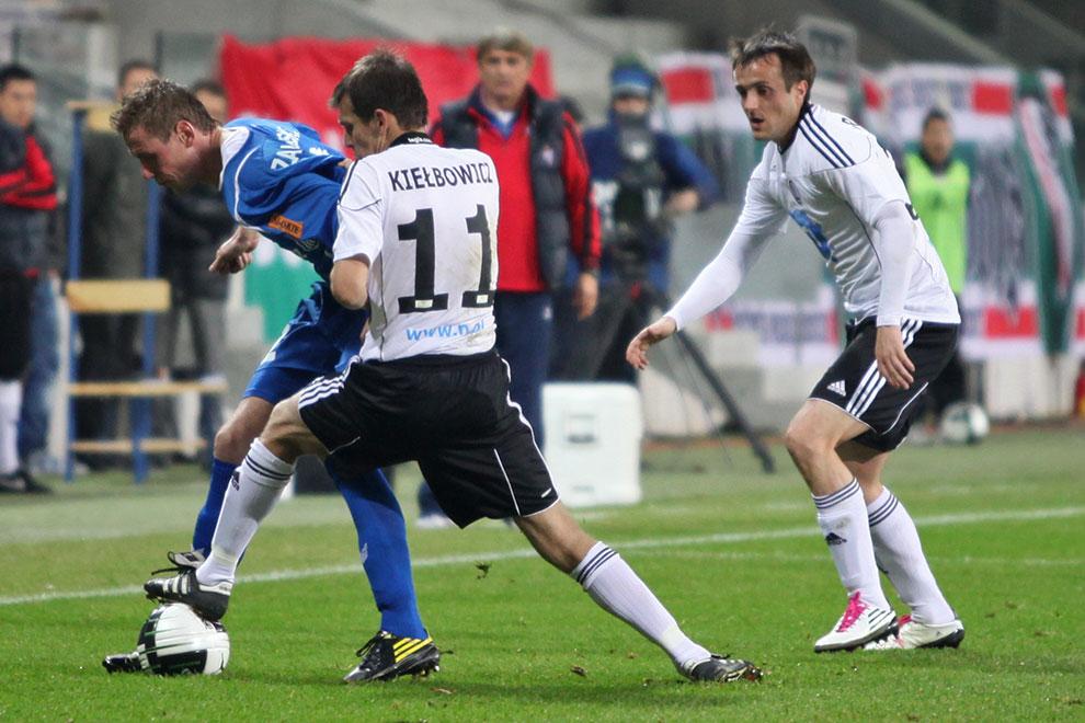 Legia Warszawa 2-1 Górnik Zabrze - fot. Piotr Galas (zdjęcie 28 z 66)