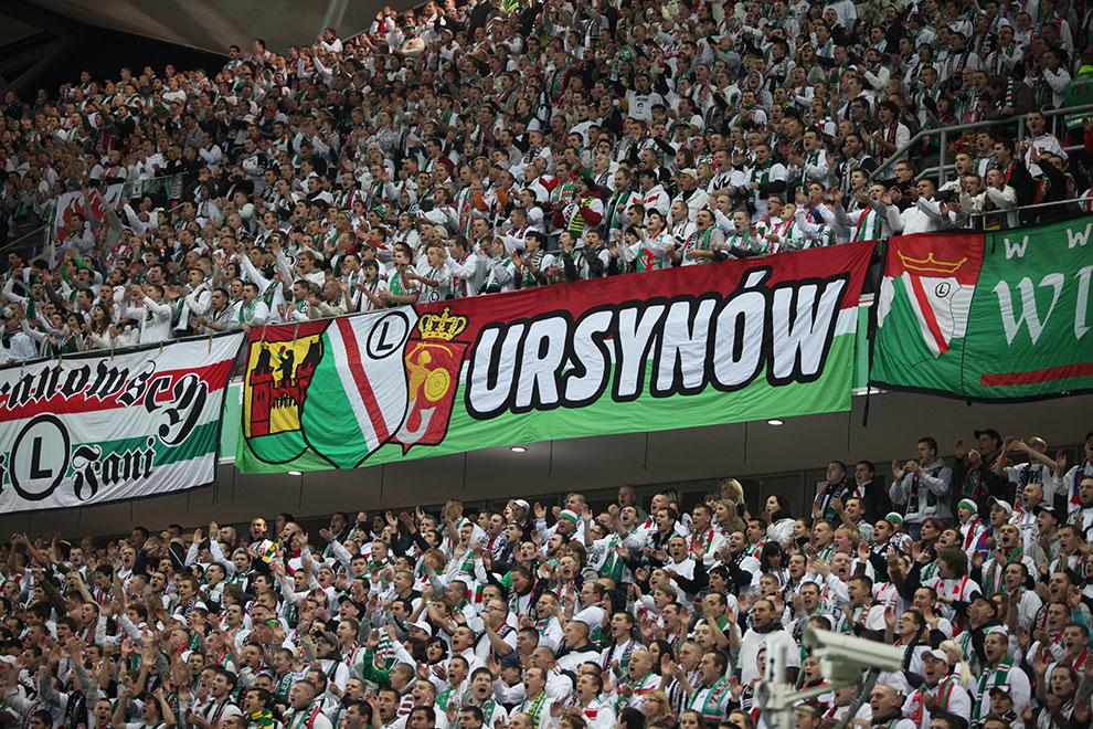 Legia Warszawa 2-1 Górnik Zabrze - fot. Piotr Galas (zdjęcie 3 z 66)