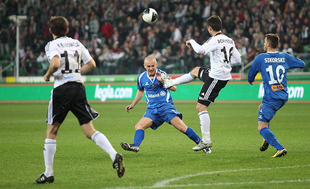 Legia Warszawa 2-1 Górnik Zabrze - fot. Piotr Galas (zdjęcie 31 z 66)