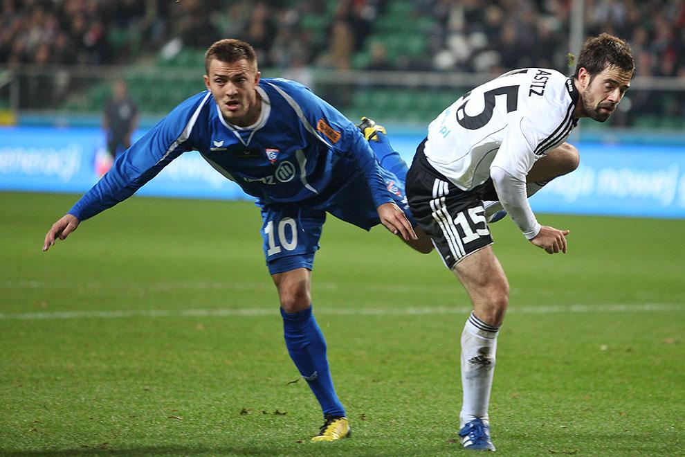 Legia Warszawa 2-1 Górnik Zabrze - fot. Piotr Galas (zdjęcie 32 z 66)