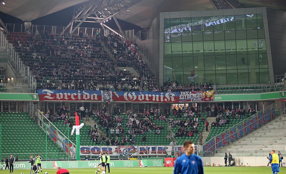 Legia Warszawa 2-1 Górnik Zabrze - fot. Piotr Galas (zdjęcie 4 z 66)