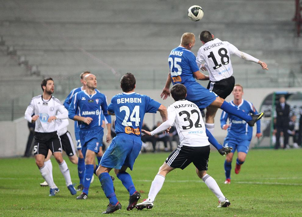 Legia Warszawa 2-1 Górnik Zabrze - fot. Piotr Galas (zdjęcie 40 z 66)