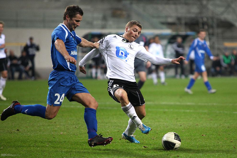 Legia Warszawa 2-1 Górnik Zabrze - fot. Piotr Galas (zdjęcie 43 z 66)