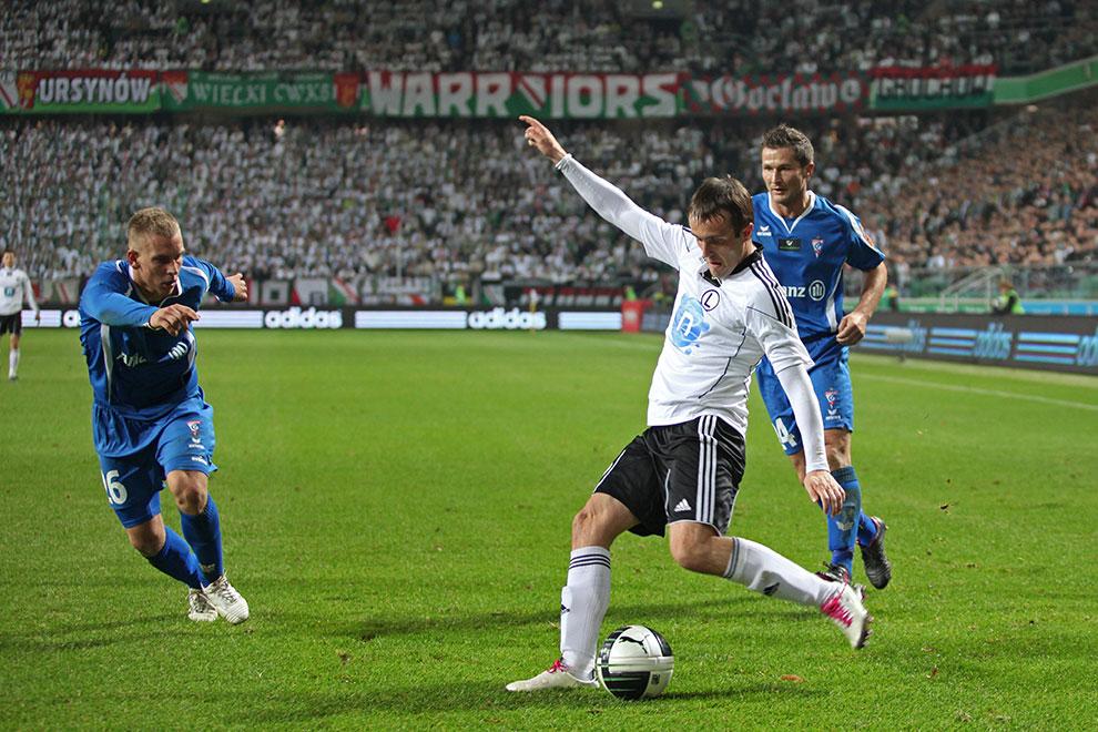 Legia Warszawa 2-1 Górnik Zabrze - fot. Piotr Galas (zdjęcie 44 z 66)